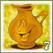 smorfia 7 vaso