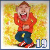 19 smorfia risata