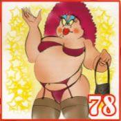 78 prostituta smorfia