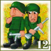 12 smorfia soldato