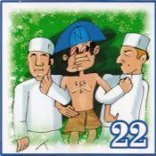 22 il pazzo