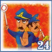 24 guardie smorfia napoletana