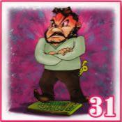 numero della smorfia 31