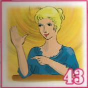 43 donna balcone smorfia
