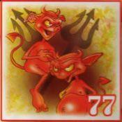 77 smorfia